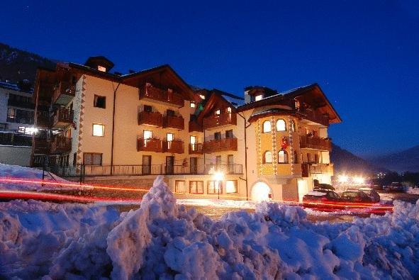 Gaia Wellness Residence Hotel - Esterno Hotel